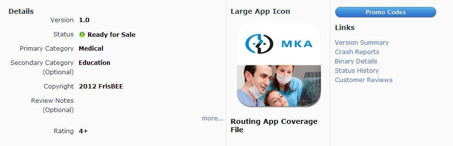 De NVMKA App is goedgekeurd en downloadbaar in de AppStore vanaf 2 november