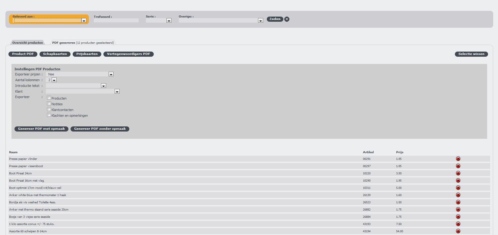 Het back office systeem van Gerkimex levert veel nieuwe informatie op