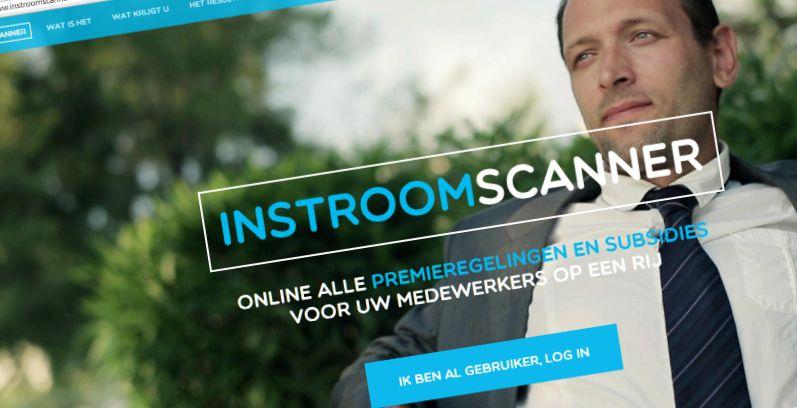 Instroomscanner.nl - startpagina