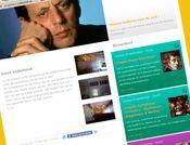 Screendump vernieuwde website Zeeuwse Concertzaal