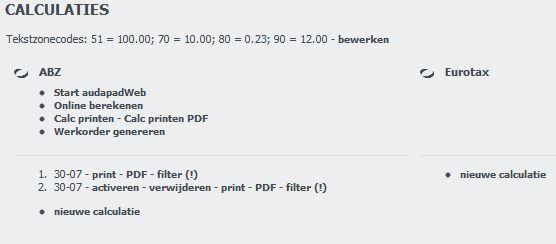 Eenvoudig calculaties maken in een dossier in iBOSS
