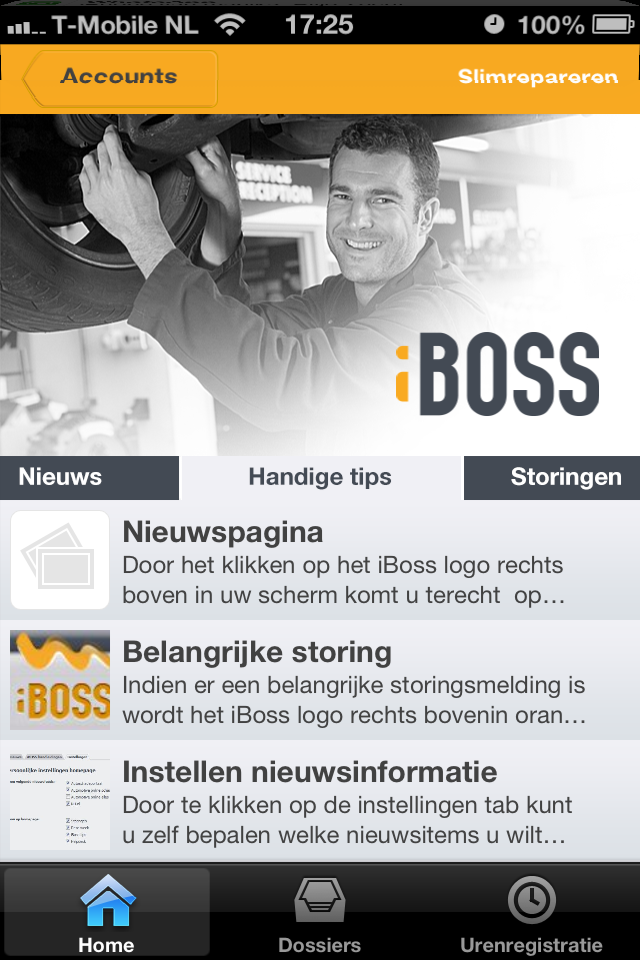 Handige tips in de iBOSS App van PI Systems