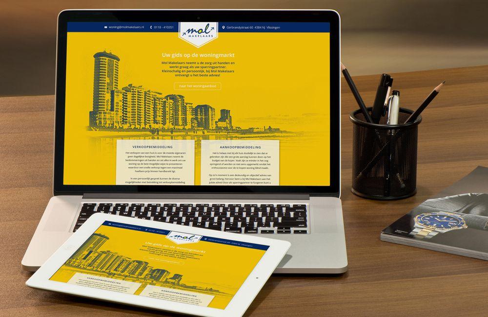 nieuwe ontwerp voor responsive site