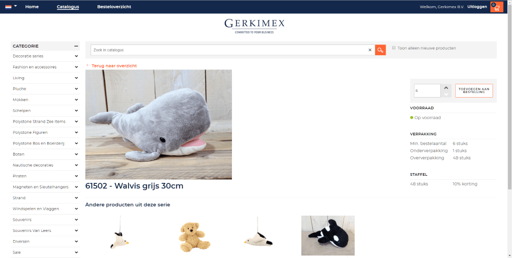 Gerkimex productdetail