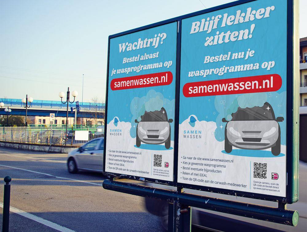 Posters SamenWassen