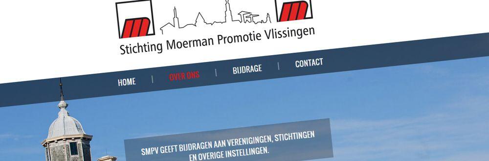 SMPV - Responsive website