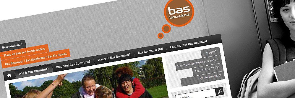 BAS Bouwlust - Nieuwe website BAS Bouwlust en BAS Studiehuis