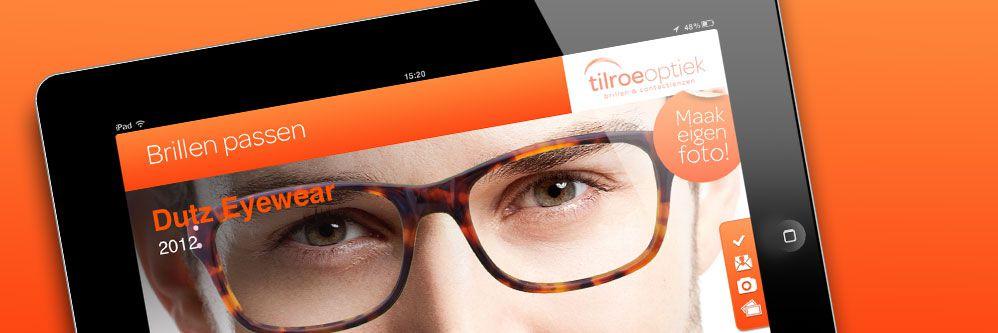 Tilroe Optiek - App voor Tilroe Optiek