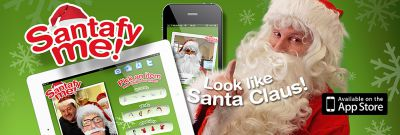 FrisBEE - Santafy Me! app