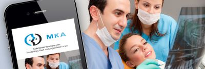 NVMKA - Een richtlijnen App voor de NVMKA kaakchirurg