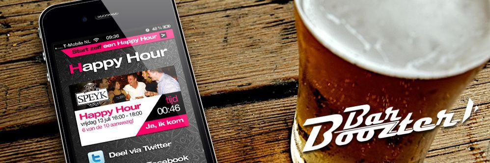 BarBoozter - BarBoozter - Cafe Speyk App
