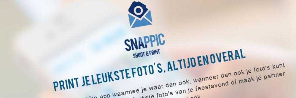 Snappic - Shoot & print 2.0