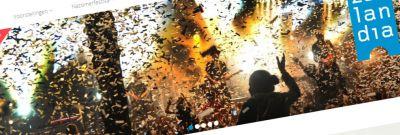 Theaterproductiehuis Zeelandia - Website Nazomerfestival