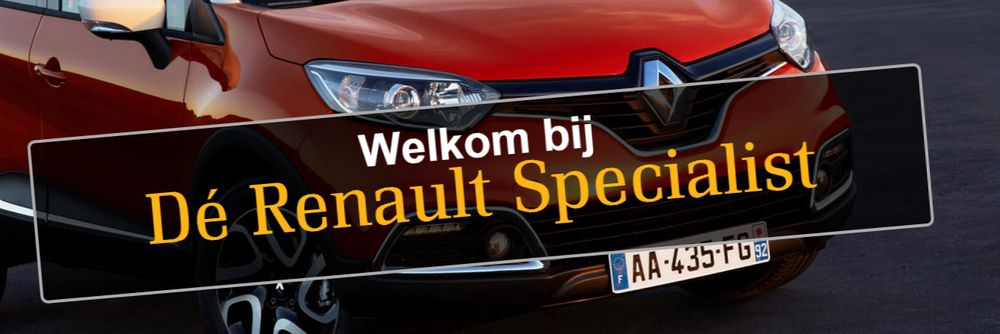 Dijkwel Auto Shopping Centre - Renault dealer site