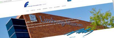 LAC Noord - Nieuwe website!
