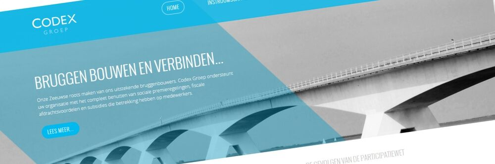 Codex Groep - Corporate identity
