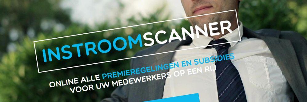 Instroomscanner - Instroomscanner is de tool voor werkgevers