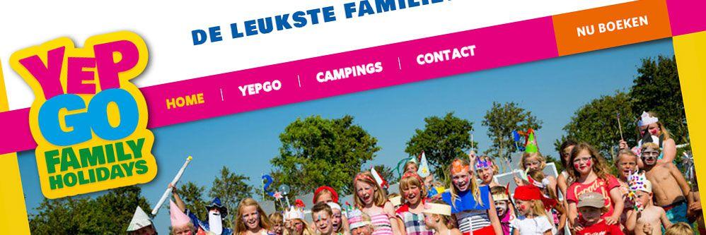 YepGo - Een nieuwe website