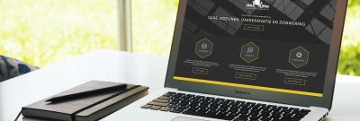 Jan Glas - Nieuwe website