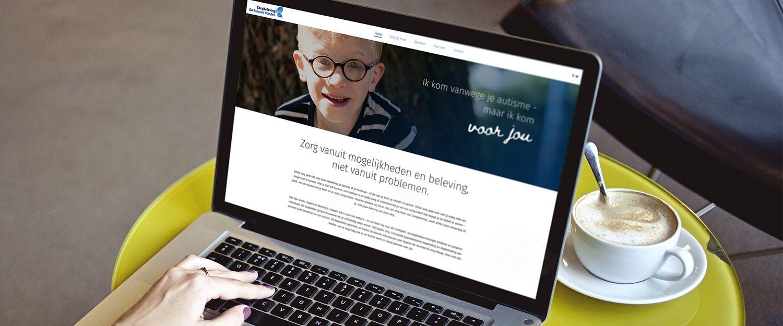 Zorgbeleving De Blauwe Vlinder - Alternatief voor WordPress