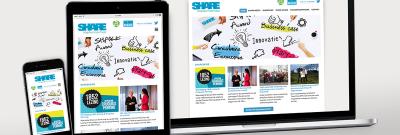 SHARE Haarlemmermeer - Nieuwe responsive website