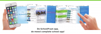 YepMedia - Schoolpraat app
