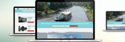 Merlijn - restyle website, reservering- en boekingssysteem