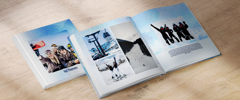 WeBook - winterthema en campagne