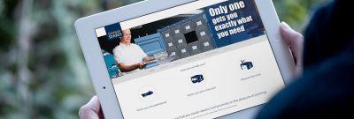SuperYacht Spares - Nieuwe responsive website