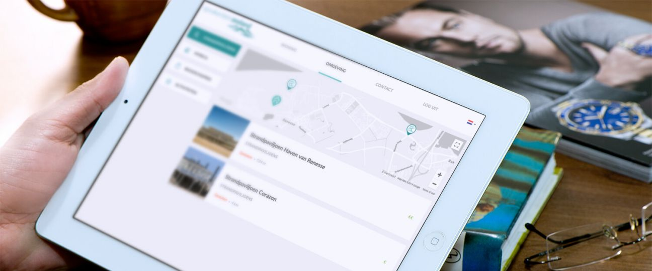 Op Vakantie in Zeeland - Digitale wegwijzer mappen