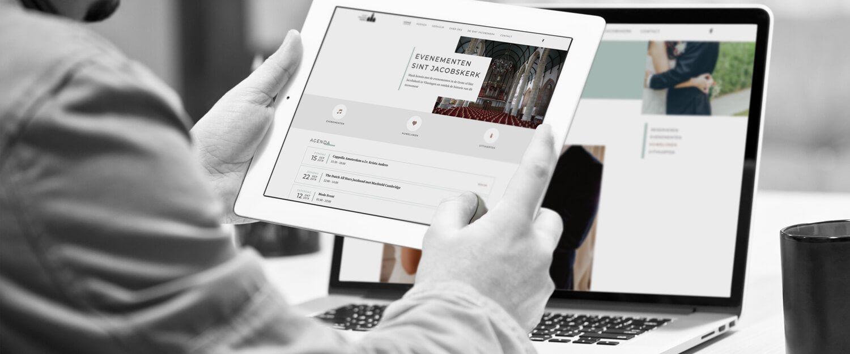 Sint Jacobskerk - online reserveringssysteem